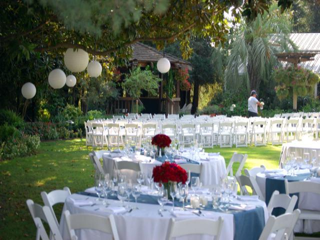 Eventos - Decoracion de jardines para bodas ...